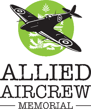 Allied Aircrew Memorial logo - roll of honour